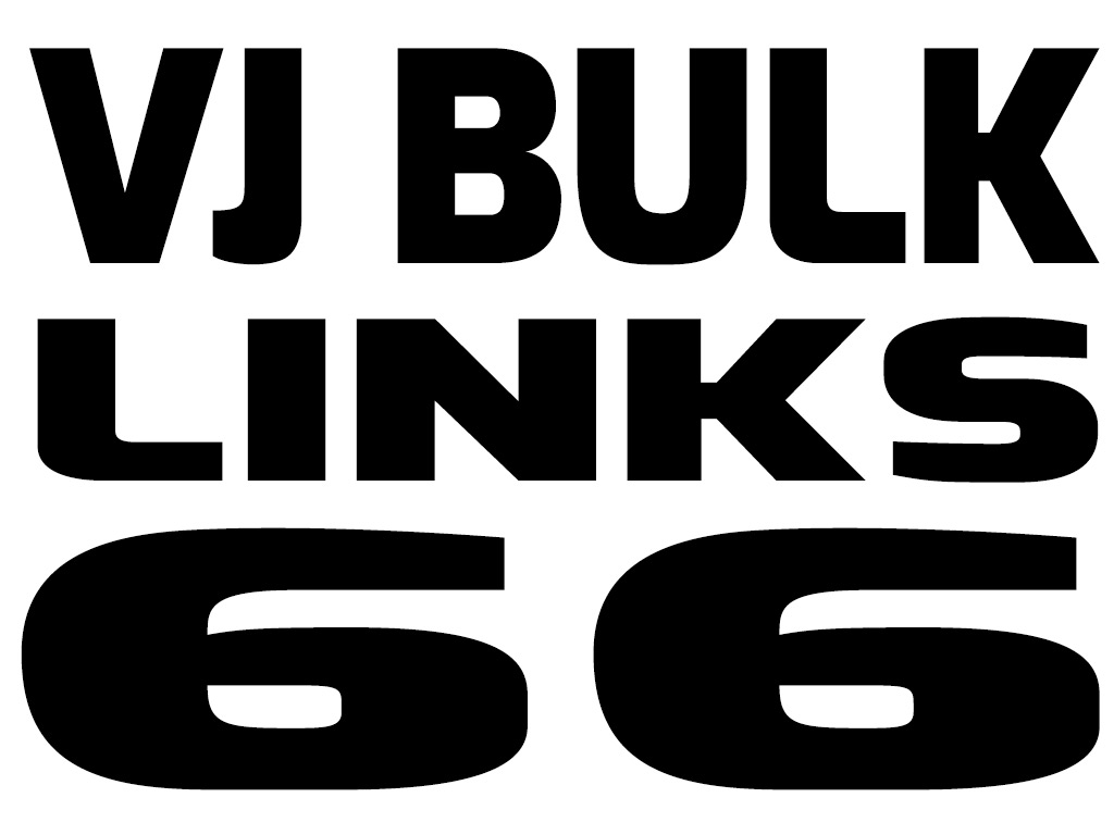 VJ BULK LINKS N°66