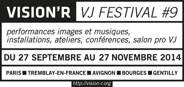 Vision'R VJ Festival 2014