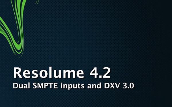 Resolume-4.2