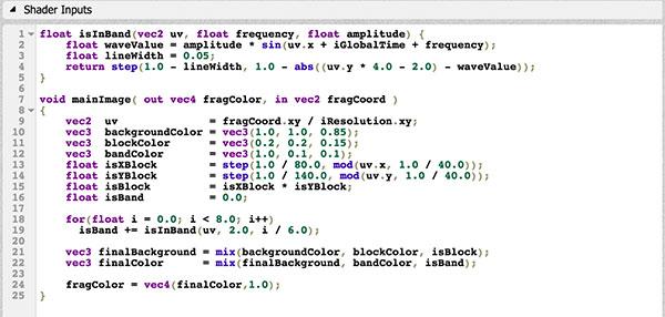 shadertoy-code