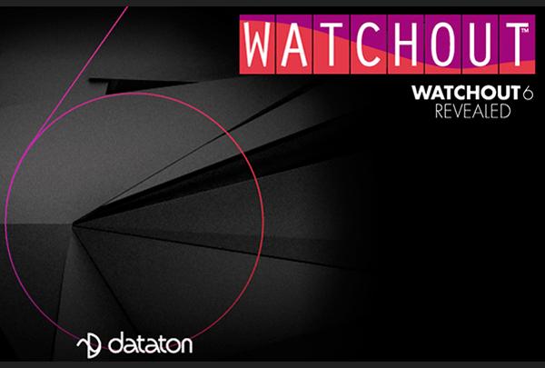 Formations sur Watchout media server de Dataton