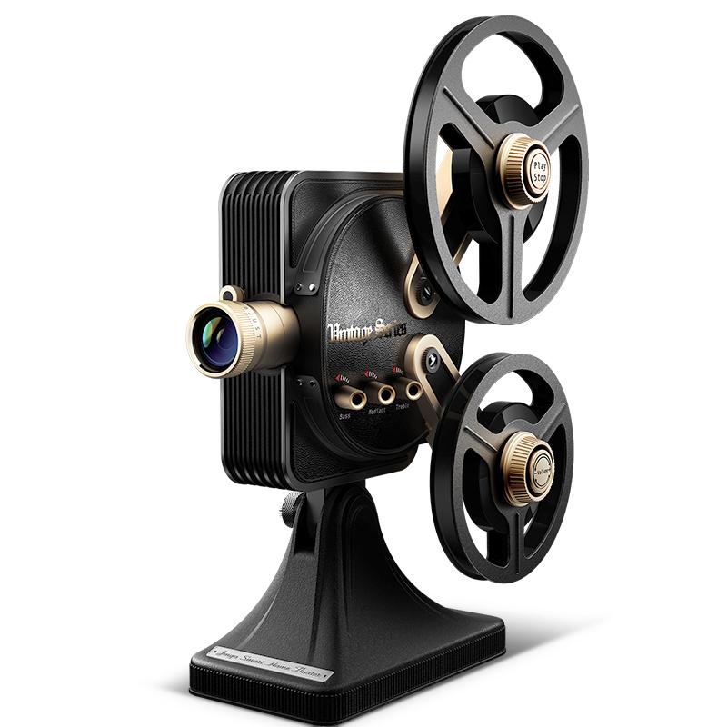 Vidéoprojecteur Steampunk LED JMGO 1895