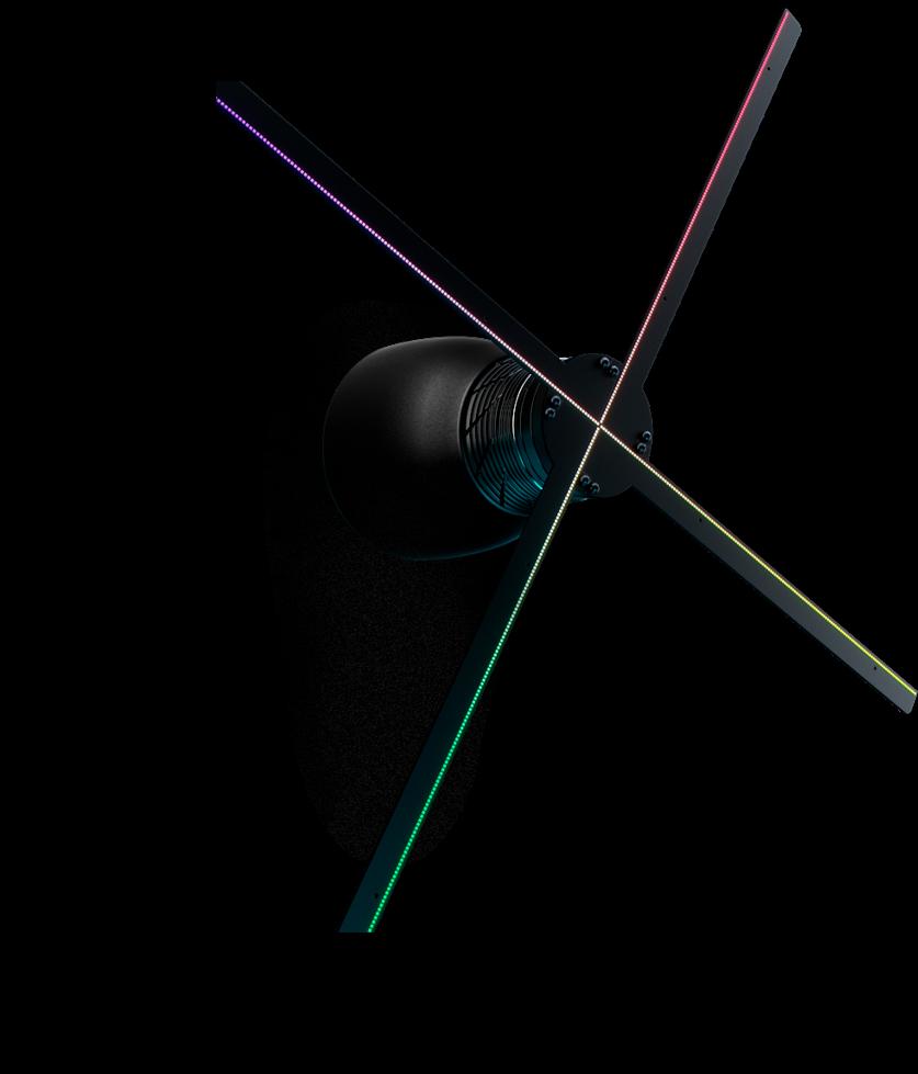 Hypervsn simulateur holographique persistant