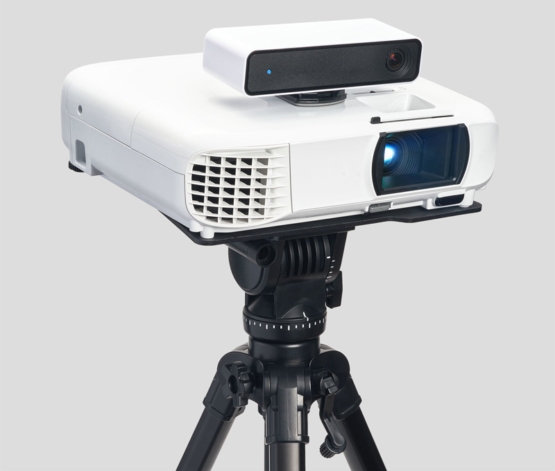 Auto VidéoMapping avec LightForm LF1