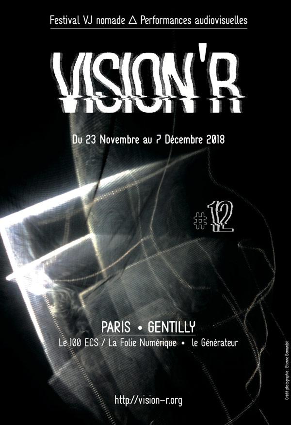Programme Vision'R VJ Festival 2018