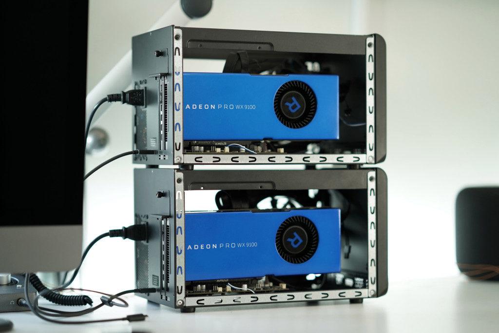 Radeon-Pro-Sonnet-eGFX-Breakaway-Box-650-W-eGPU-WX-9100