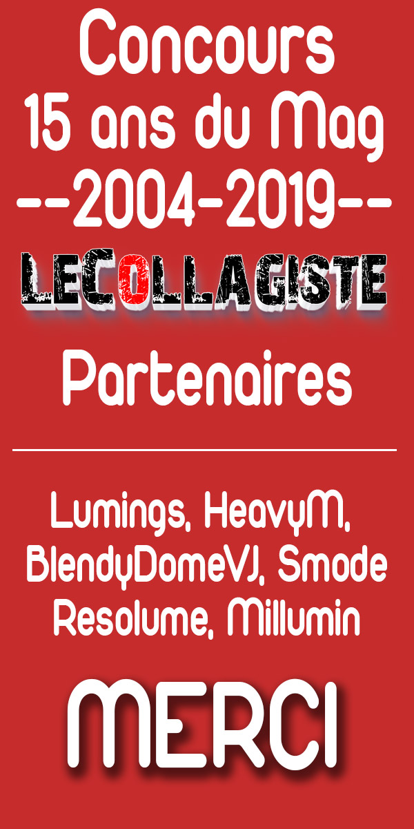 Concours LeCollagiste 15 ans