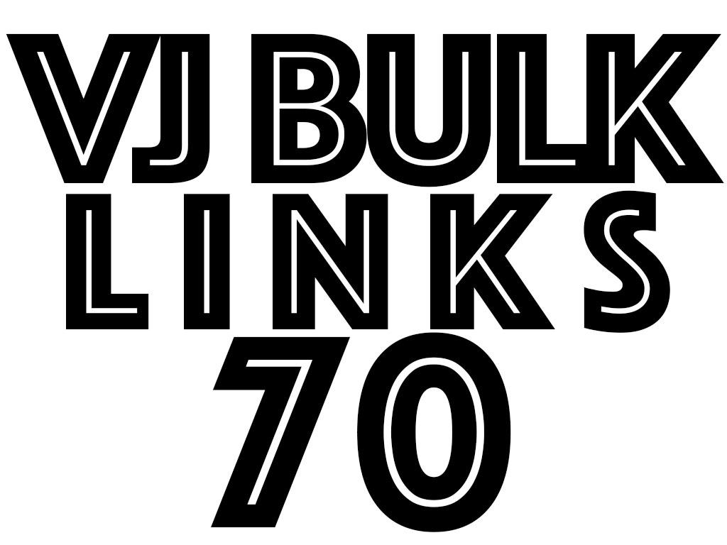 VJ-Bulk-Link-70