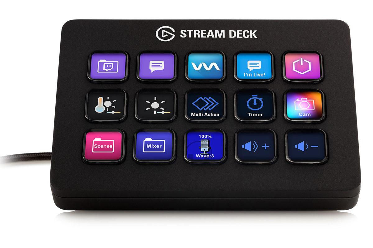 Stream Deck MK.2